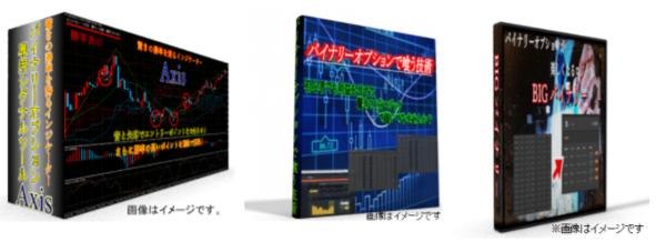 バイナリーオプション攻略セット・パッケージ3セット.PNG